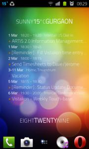 Desktop Screenshot: March 2012 - Alive