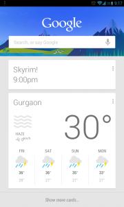 Android JellyBean Screenshot 2